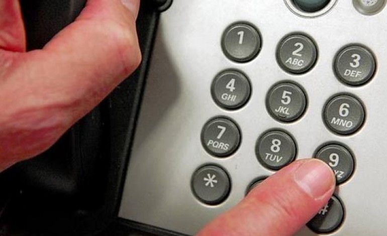 'CHALLENGE' APPROACH LEADS TO FALL IN HOAX CALLS