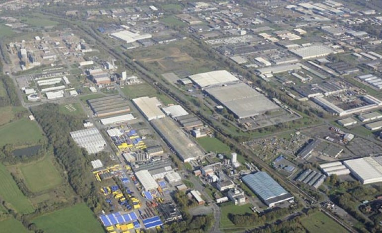 'WE'LL BOUNCE BACK' SAYS BUSINESS PARK