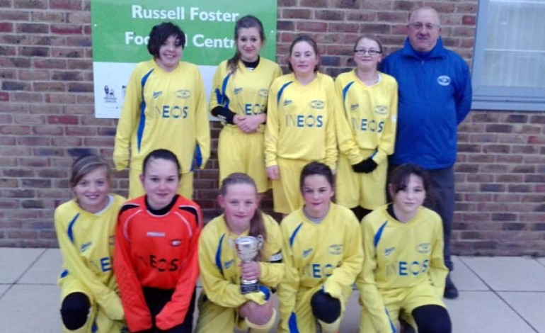 CUP FINAL DEFEAT FOR YOUTHY GIRLS