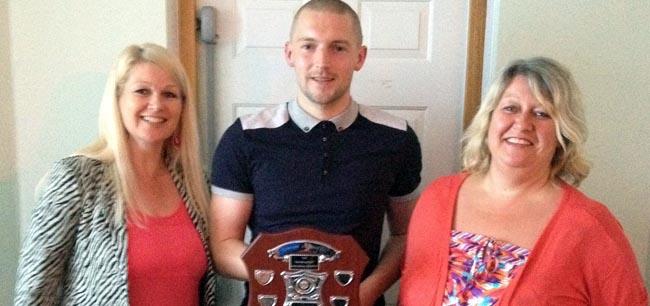 Darren Craddock Player of the Year