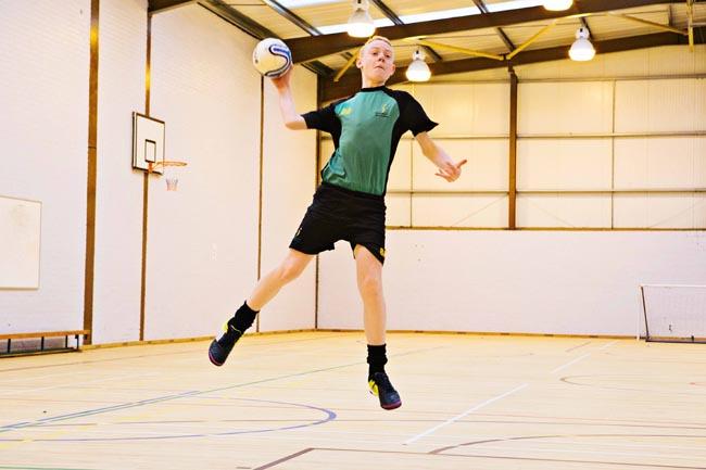 Handball at Woodham