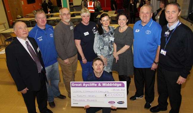 £100,000 community cash now up for grabs