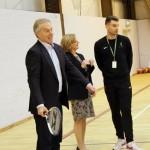 Tony Blair visits Woodham Academy Nov 2014 10