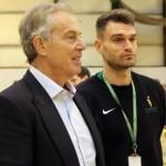 Tony Blair visits Woodham Academy Nov 2014 6