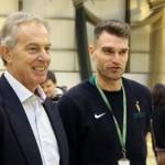 Tony Blair visits Woodham Academy Nov 2014 7