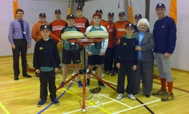 COUNCILLORS 'PITCH' FOR LOCAL SPORTS CLUB!