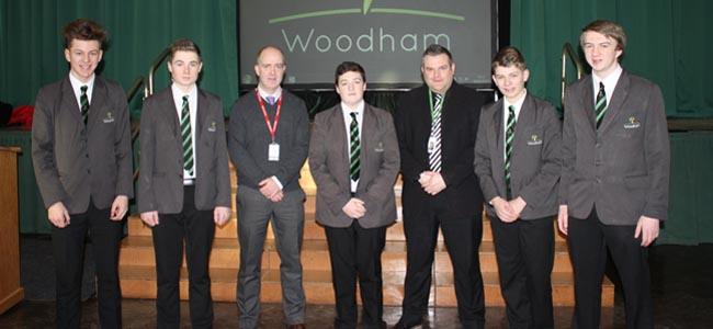 woodham academy apprentice challenge