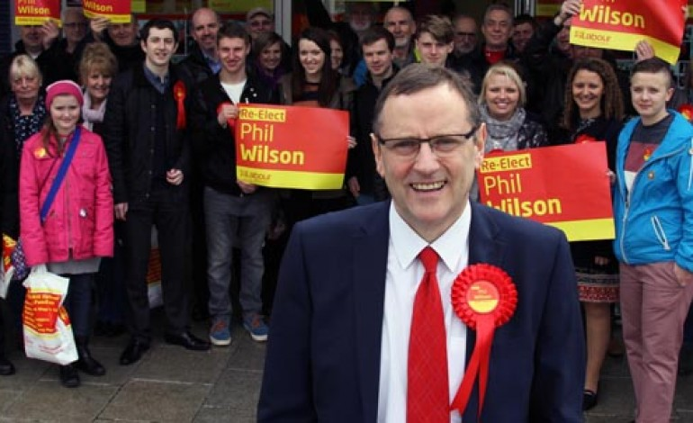 'WE HAVE A LOT TO BE PROUD OF' SAYS MP
