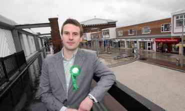 MESSAGE FROM YOUR GREEN PARTY CANDIDATE