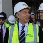 Tony Blair visits Aycliffe 7 April 2015 12