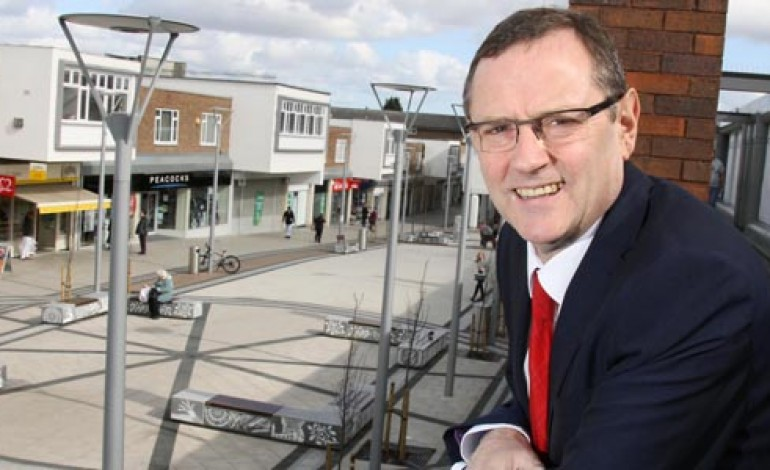 MP welcomes £10m investment plans at Durham Tees Valley Airport