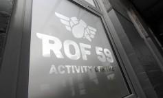 PICTURES: ROF 59 in progress