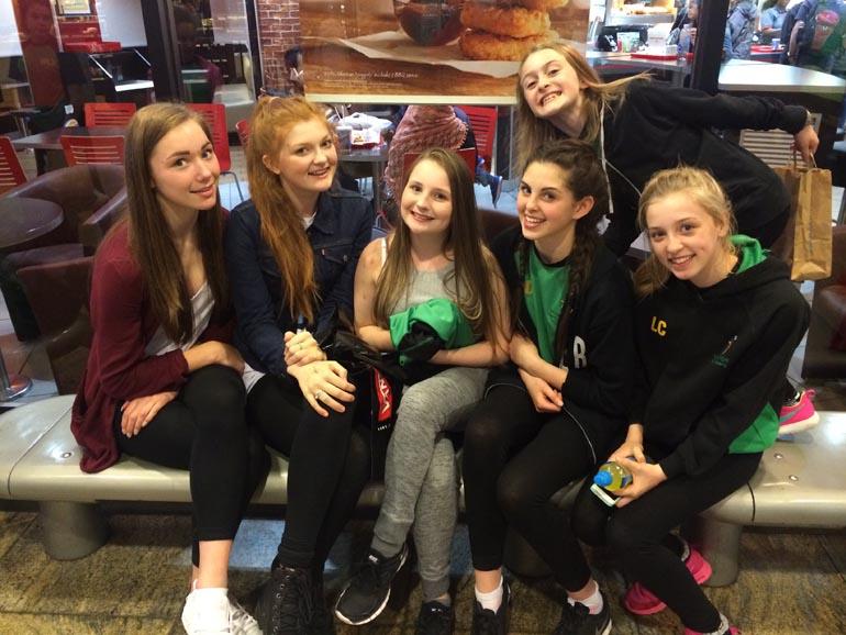 woodham academy dance off 3