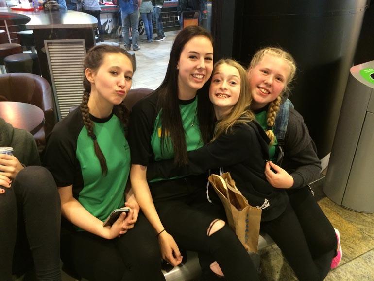 woodham academy dance off 4