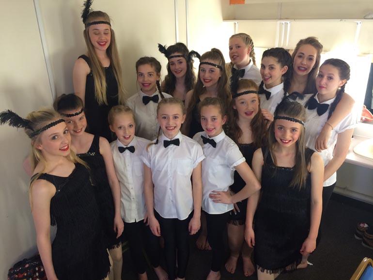 woodham academy dance off 5