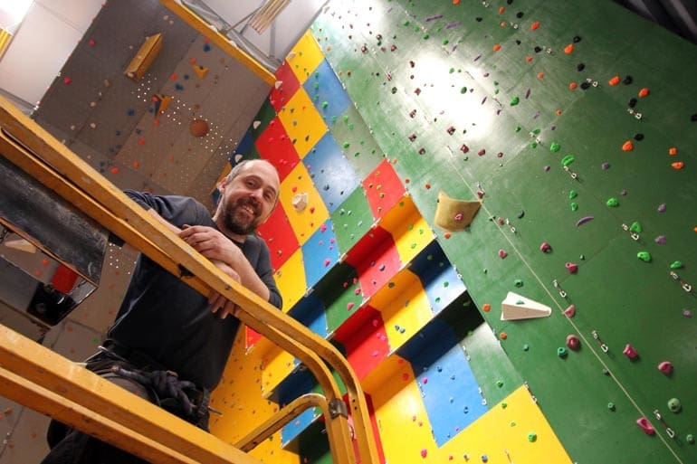 ROF 59 6 john crooks climbing wall