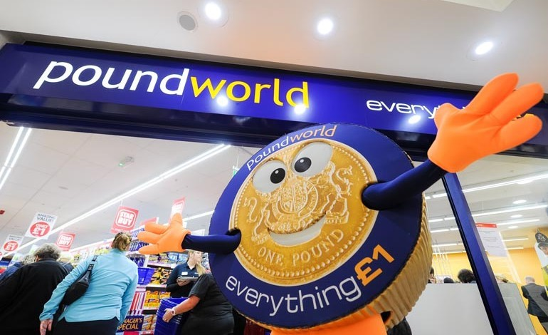 Poundworld to open next week with 30 new jobs!