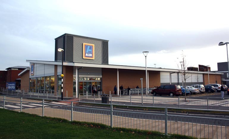 Aldi and Lidl double market share in three years