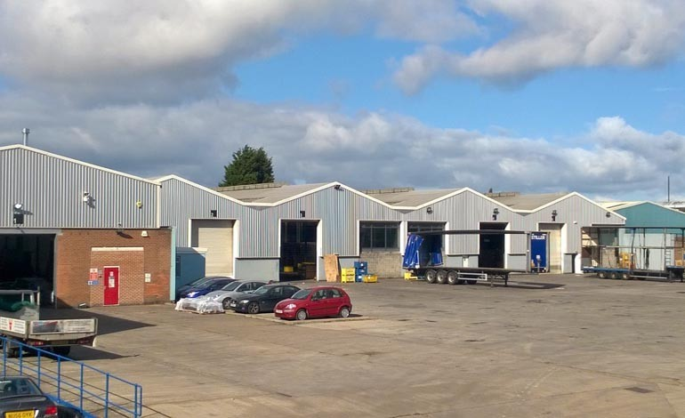 Hitachi opening coincides with major property activity on Aycliffe Business Park