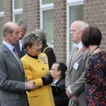 Ebac Duke of Kent visit 1