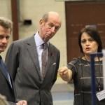 Ebac Duke of Kent visit 5