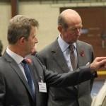 Ebac Duke of Kent visit 7