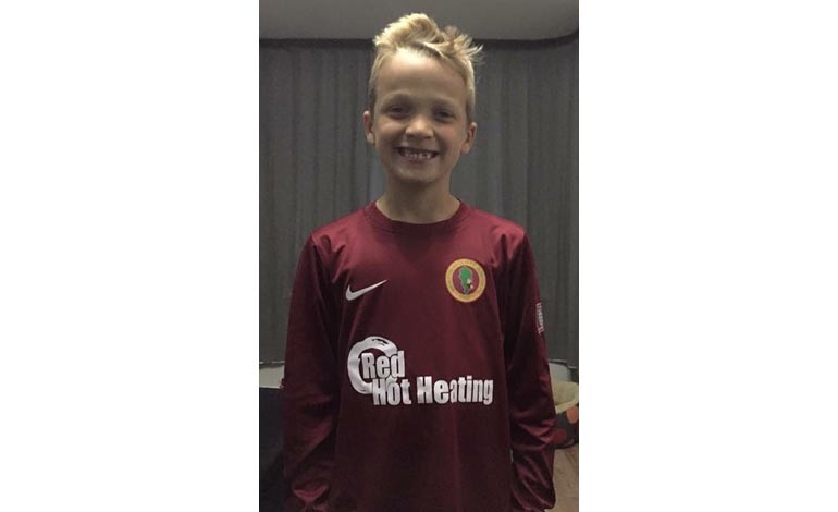Aycliffe Under-8s Super Goal gets over a million online views