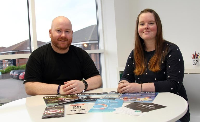 New addition inspires rebrand for local husband and wife design agency