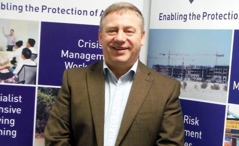 Global deal secured by Aycliffe security specialist
