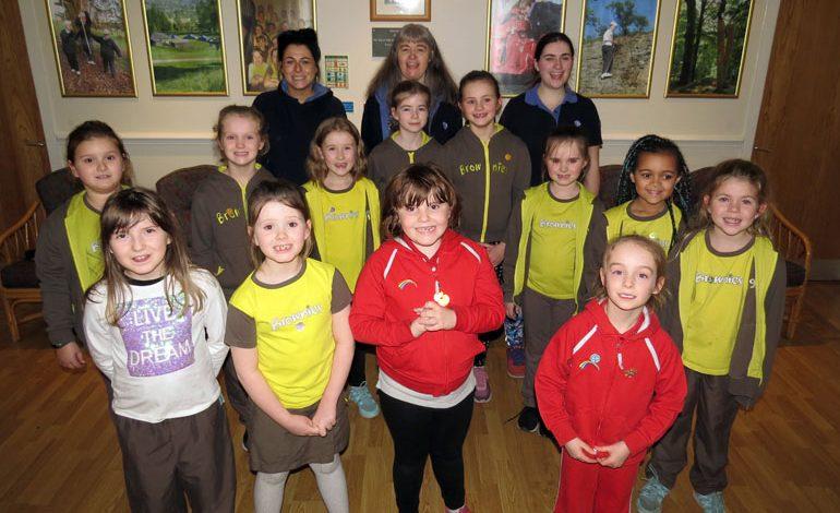 £11,000 GAMP funding for Girl Guides