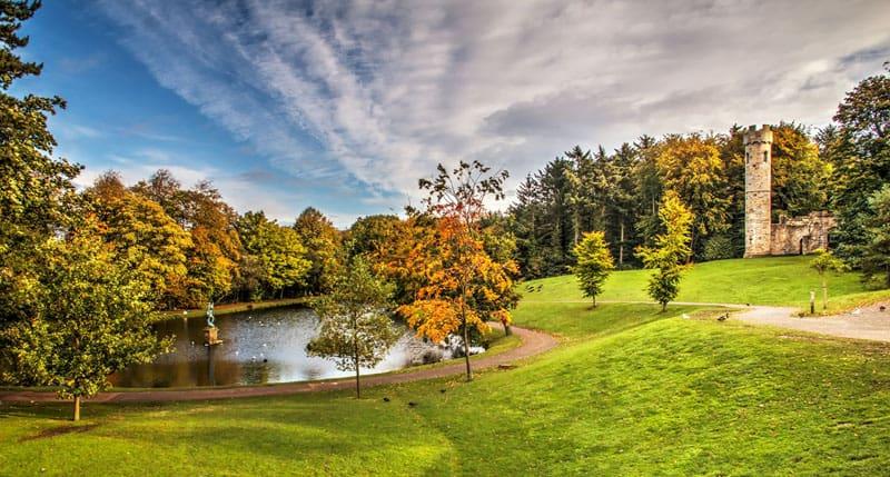 Hardwick Park provides inspiration for bell-ringers