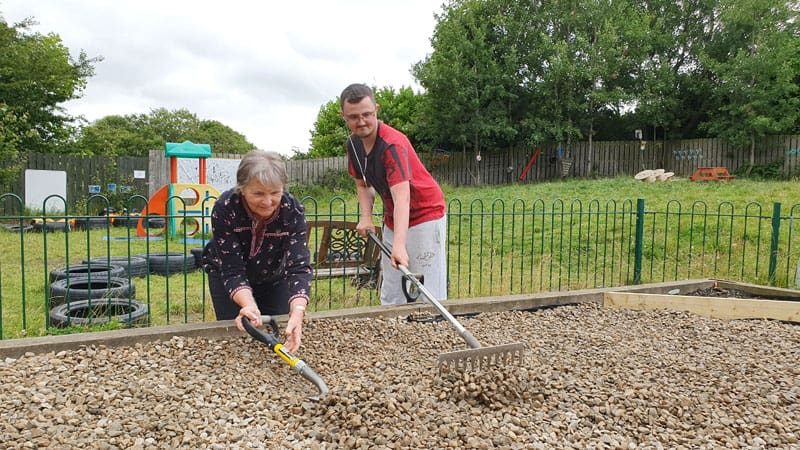 Charity celebrates community impact of volunteers