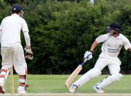 First win of season for Aycliffe's cricket team