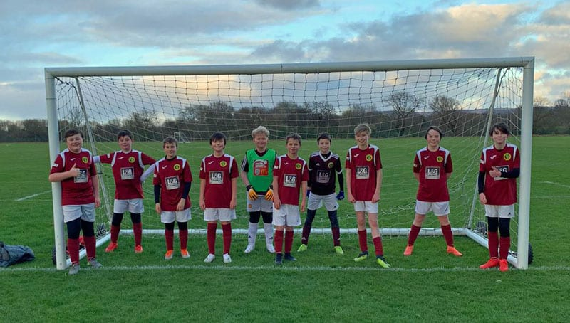 Footy returns with Aycliffe Juniors FC round-up!