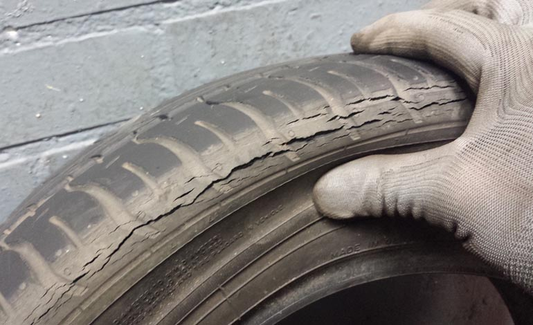 Tread carefully during national Tyre Safety Month