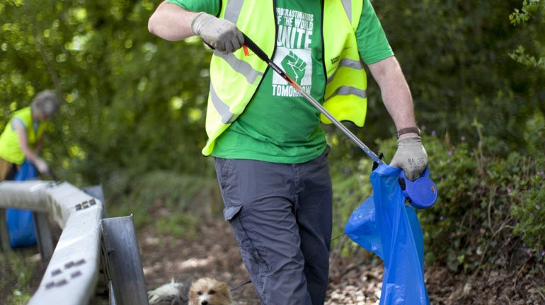 Spring Clean Aycliffe!