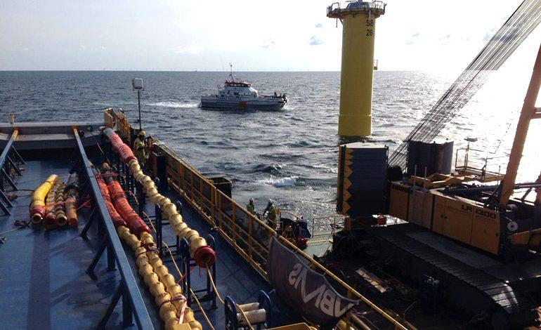 Tekmar lands Scottish Power contract on East Anglia windfarm