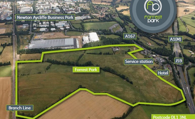 Exclusive: Mixed-use retail and trade park to form part of early Forrest Park development