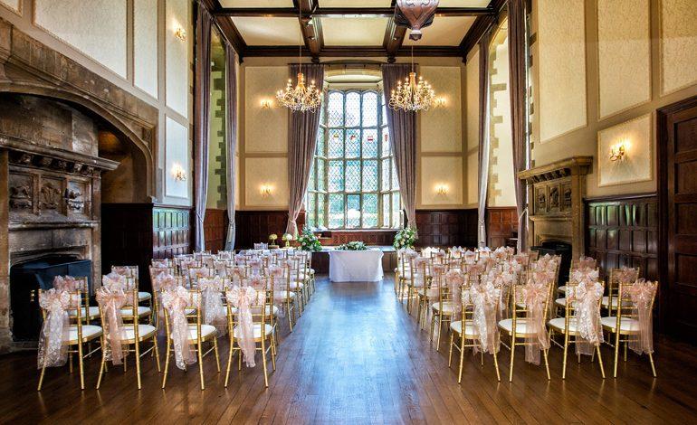 Hotel's hall gets £100k facelift