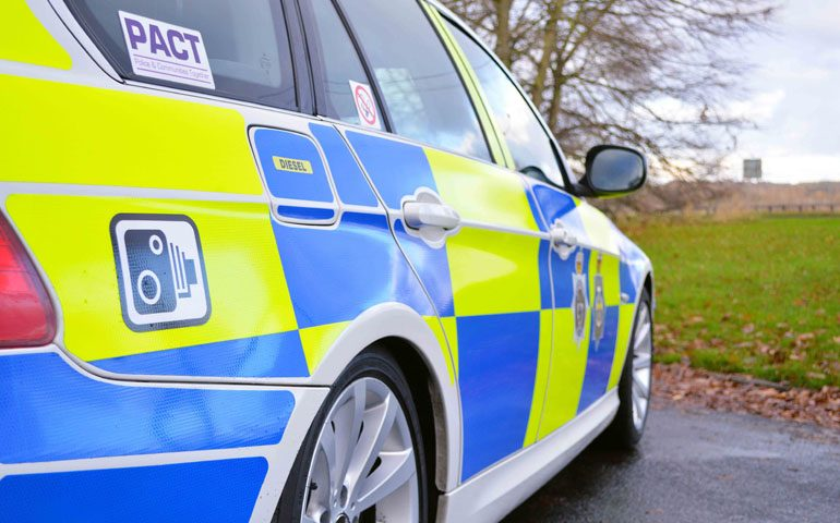New mobile technology allows Durham Constabulary officers more time for policing communities