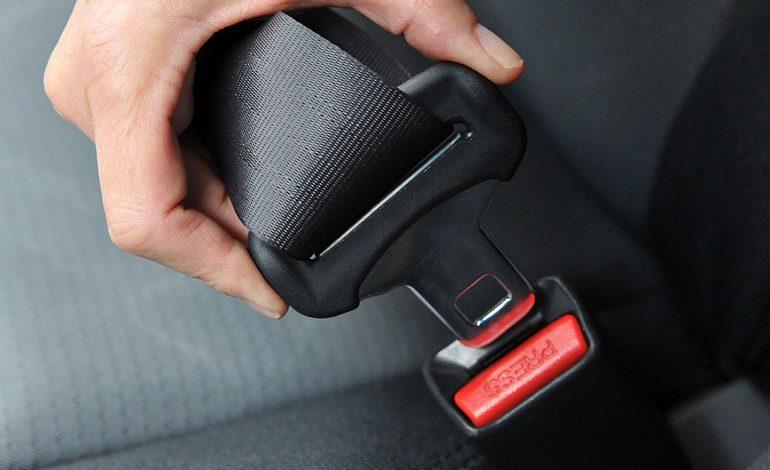 Two-week crackdown on drivers not wearing seatbelts