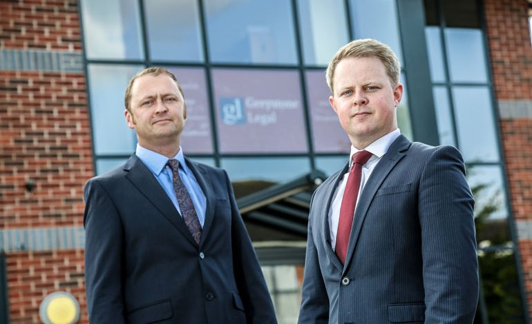 Lawyers launch legal practice on Aycliffe Business Park