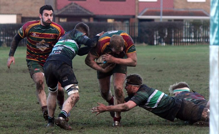 Aycliffe fall to heavy defeat against league leaders