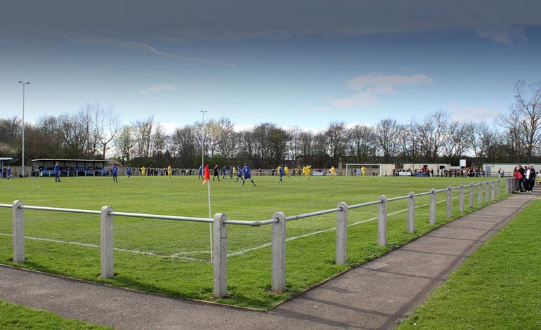 Table-topping Dunton steamroll Aycliffe at Moore Lane