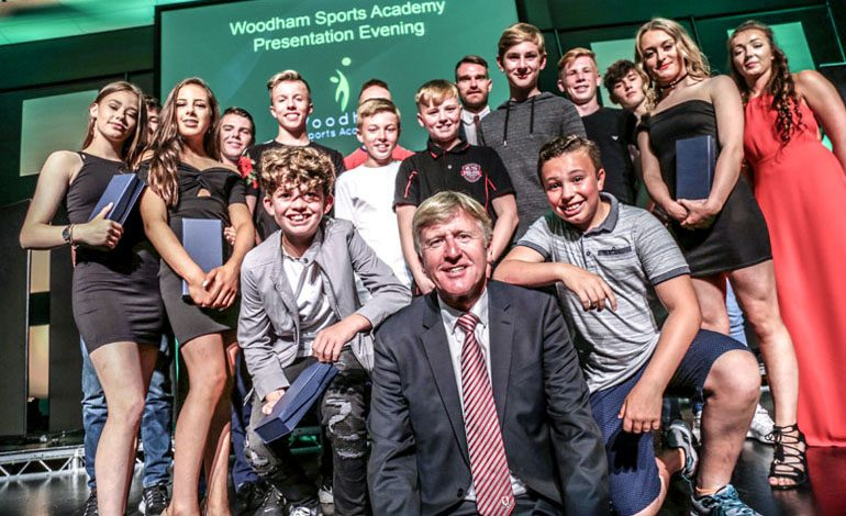 Former Academy boss praises 'outstanding' school's sports work