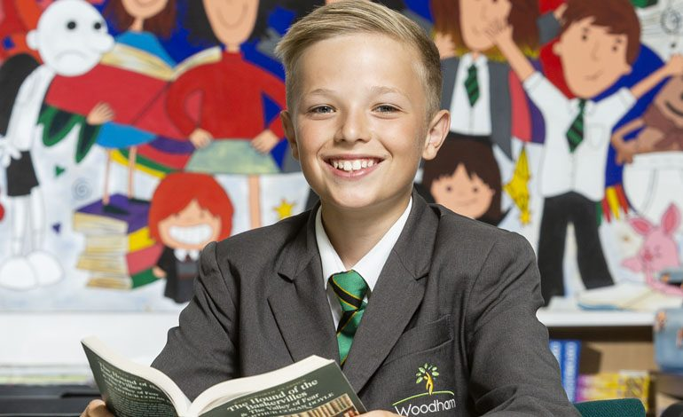Woodham Academy invests in vocabulary initiative