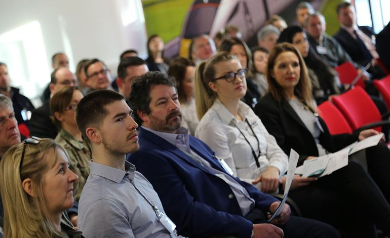 Pictures: Businesses gather for first Aycliffe meeting of 2019