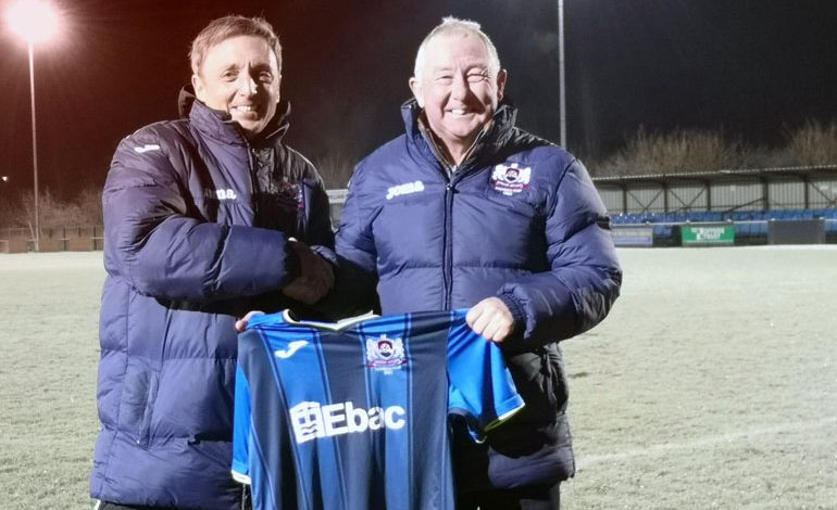University sports chief appointed Aycliffe manager