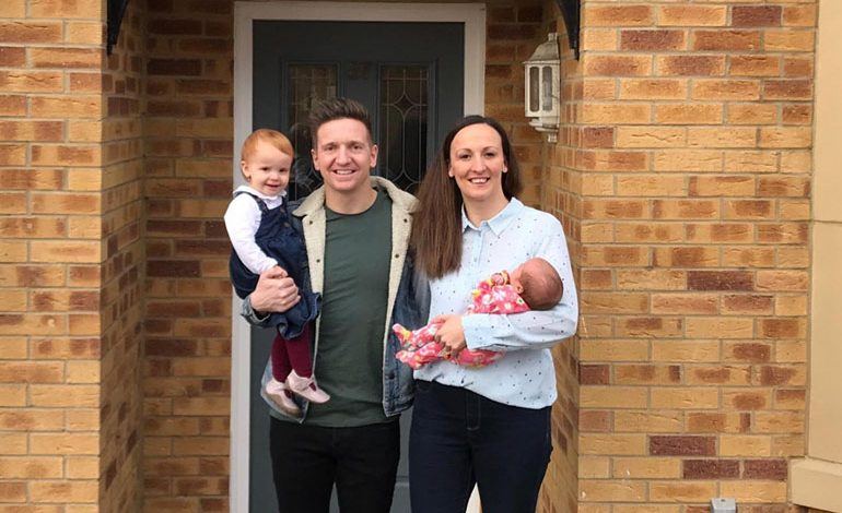 Baby daughter's hospital stay inspires Aycliffe teacher to tackle London Marathon for charity