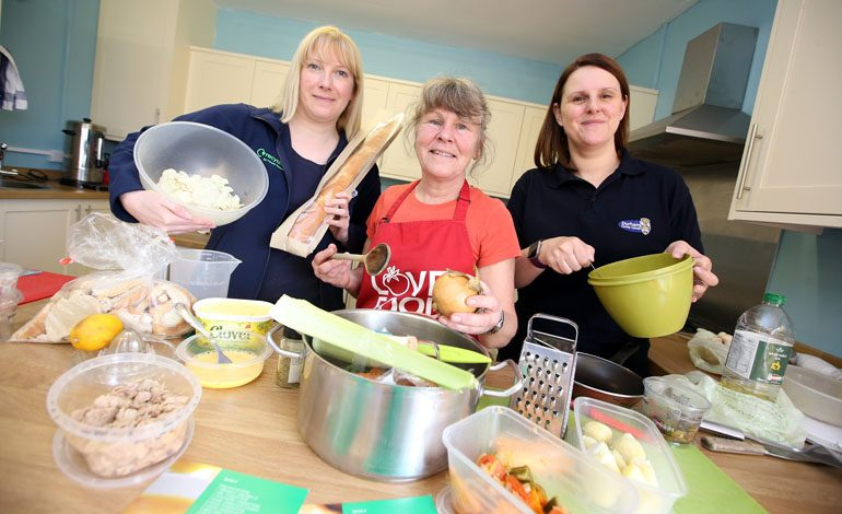 Families needed for food waste challenge